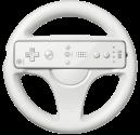 NINTENDO Wii Wheel Bianco