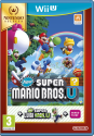 New Super Mario Bros. U + New Super Luigi U (Nintendo Selects), Wii U [Versione francese]