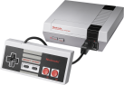 Nintendo Entertainment System (NES) - Nintendo Classic Mini
