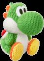 Nintendo amiibo Woolly Yoshi, verde