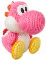Nintendo amiibo Woolly Yoshi, rosa