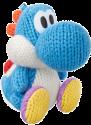 Nintendo amiibo Woolly Yoshi, blau