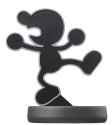 Nintendo amiibo Mr. Game & Watch