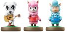 Nintendo amiibo Animal Crossing Set