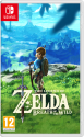 The Legend of Zelda: Breath of the Wild, Switch [Version italienne]