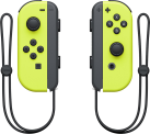 Nintendo Joy-Con - Set da due  - Giallo