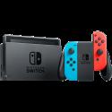 Nintendo Switch - Spielkonsole - Blau/Rot