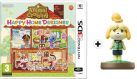 Animal Crossing: Happy Home Designer & amiboo Marie, 3DS, multilingue