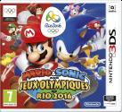 Mario & Sonic aux Jeux Olympiques de Rio 2016, 3DS [Französische Version]