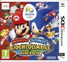 Mario & Sonic ai Giochi Olimpici di Rio 2016, 3DS [Italienische Version]