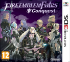 Fire Emblem Fates: Conquest, 3DS [Französische Version]