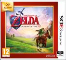 The Legend of Zelda - Ocarina of Time 3D (Nintendo Selects), 3DS [Versione francese]