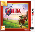 The Legend of Zelda - Ocarina of Time 3D (Nintendo Selects), 3DS
