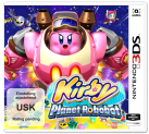 Kirby: Planet Robobot. 3DS [Versione tedesca]