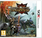Monster Hunter Generations, 3DS [Französische Version]