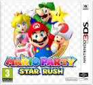 Mario Party - Star Rush, 3DS [Versione tedesca]