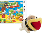 Poochy & Yoshi's Woolly World inkl. Schnuffel-amiibo, 3DS, multilingual