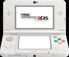 New Nintendo 3DS, weiss