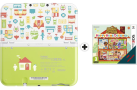 New Nintendo 3DS XL Animal Crossing HHD Edition, tedesco/francese