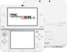 New Nintendo 3DS XL, bianco perla, tedesco/francese