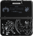 New Nintendo 3DS XL Solgaleo & Lunala Limited Edition, deutsch/französisch