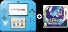 Nintendo 2DS Sepcial Edition - Pokémon Mond, deutsch/französisch