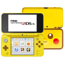 Nintendo New 2DS XL - Pikachu Edition - Gelb