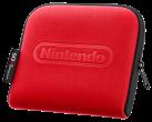 Nintendo Tasche 2DS, rot/schwarz