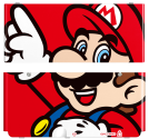 New Nintendo 3DS Cover, Mario