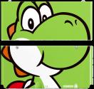 New Nintendo 3DS Cover, Yoshi