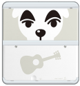 New Nintendo 3DS Cover, K.K. Slider
