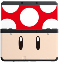 New Nintendo 3DS Cover, Super Mushroom