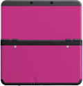 New Nintendo 3DS Cover, pink