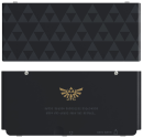 New Nintendo 3DS Cover, Zelda Triforce