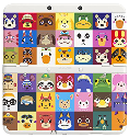 New Nintendo 3DS Cover, Animal Crossing