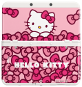 New Nintendo 3DS Cover, Hello Kitty