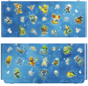 New Nintendo 3DS Cover, Pokèmon SMD