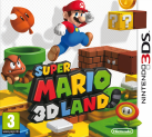 Super Mario 3D Land, 3DS [Versione francese]
