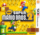 New Super Mario Bros. 2, 3DS, deutsch