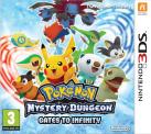 Pokémon Mystery Dungeon: Portale in die Unendlichkeit, 3DS
