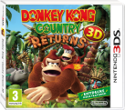 Donkey Kong Country Returns 3D, 3DS, deutsch