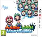Mario & Luigi Dream Team Bros., 3DS, deutsch