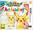 Pokémon Art Academy, 3DS, deutsch