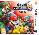 Super Smash Bros., 3DS, italienne