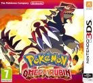 Pokémon Omega Rubin, 3DS, deutsch