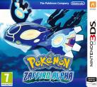Pokémon Zaffiro Alpha, 3DS, italienisch