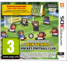 Nintendo Pocket Football Club (Code in a box), 3DS, deutsch