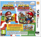 Mario & Donkey Kong: Move & March (Code in a box), 3DS, italienisch