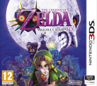 The Legend of Zelda - Majoras Mask 3D, 3DS, französisch