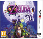 The Legend of Zelda - Majoras Mask 3D, 3DS, deutsch